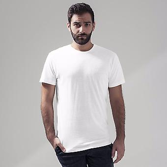 Build Your Brand Mens Light Round Neck Short Sleeve T-Shirt