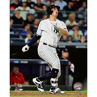 Greg Bird Home Run Game 3 of the 2017 American League Division Series Photo Print