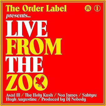 Various Artist - Live From the Zoo [CD] USA import