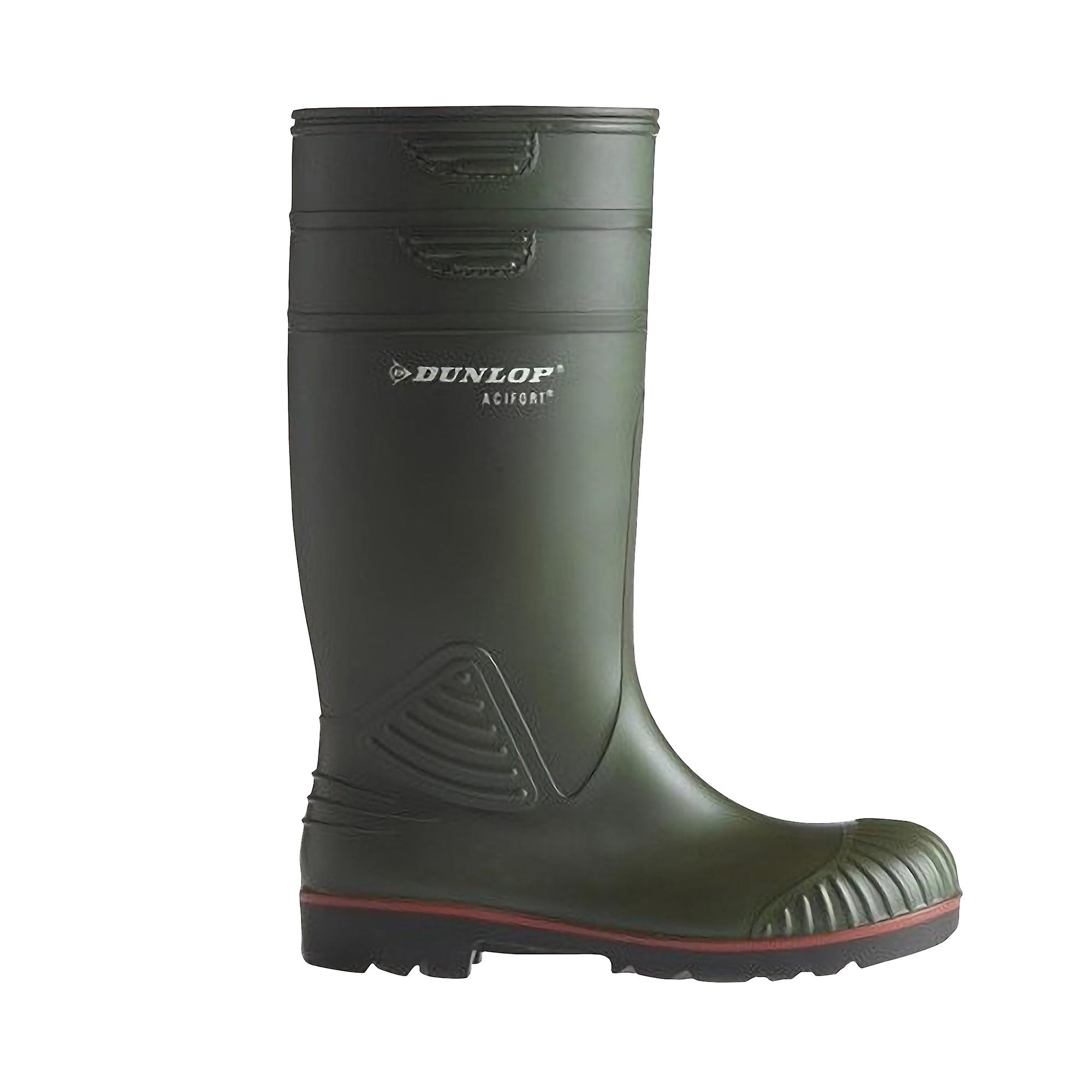 Dunlop A442631 Actifort Heavy Duty Safety Wellington / Mens Boots / Safety Wellingtons