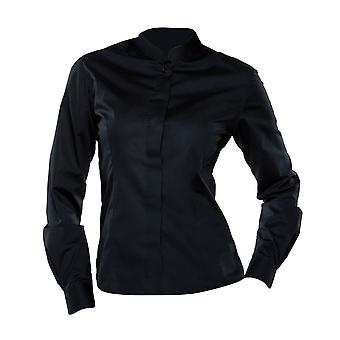 Bargear� Ladies Long Sleeved Mandarin Collar Bar Shirt