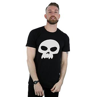Disney Men's Toy Story Sid's Skull T-Shirt