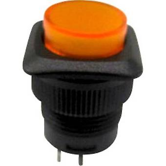 Pushbutton switch 250 V AC 1.5 A 1 x Off/On SCI R1