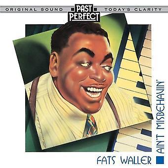 Fats Waller:- Ain't Misbehavin' - Instrumental 30s & 40s Jazz Audio CD