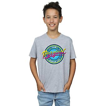 Ready Player One Boys Team Parzival T-Shirt