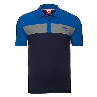 Puma divertimento grande blocco Pigue Polo manica corta 83221808