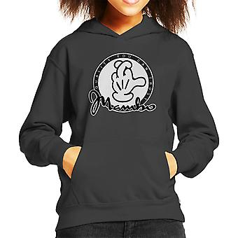 Mambo Heres Hoping Kid's Hooded Sweatshirt