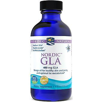 Nordic Naturals Nordic GLA 480 mg 119 ml (Sport , Athlete's health , Omega 3-6-9)