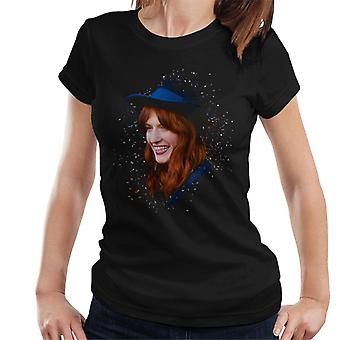 Florence Welch Radio 1 Live Lounge Special 2011 Men's Hooded Sweatshirt ow44pj
