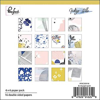 Pinkfresh Studio Double-Sided Paper Pack 6