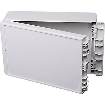 Bopla Bocube B 261709 PC-V0-7035 Wall-mount enclosure, Build-in casing 170 x 271 x 90 Polycarbonate (PC) Light grey (RAL 7035) 1 pc(s)