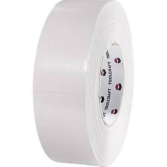 Heavy duty tape 80S1250500 Silver (L x W) 50 m x 50 mm TOOLCRAFT