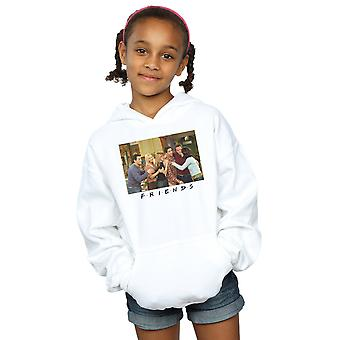Friends Girls Group Photo Apartment Hoodie