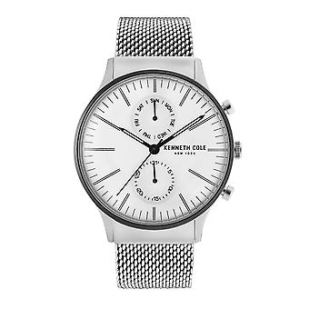 Kenneth Cole New York men's watch wristwatch stainless steel KC50585006