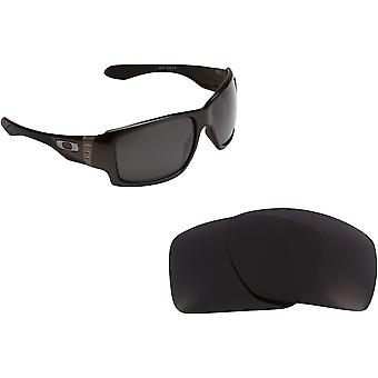 Big Taco Replacement Lenses by SEEK OPTICS to fit OAKLEY Sunglasses