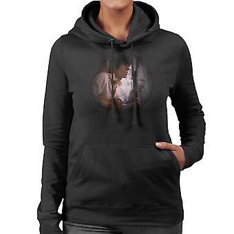 TV Times Keith Richards Les Paul Ready Steady Go Women's Hooded Sweatshirt