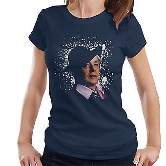 TV Times Quentin Crisp 1977 Women's T-Shirt