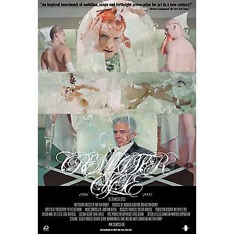 Affiche du film Cremaster 3 (11 x 17)