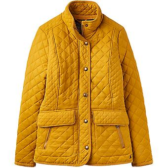 Joules Womens Newdale Quilted Versatile Warm Casual Coat
