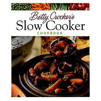 Betty Crocker's Slow Cooker Cookbook by Betty Crocker - 9780028634692