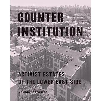 Counter Institution - Activist Estates of the Lower East Side by Count