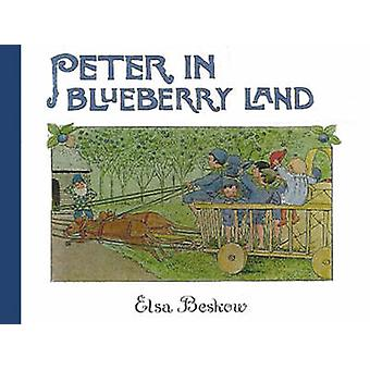 Peter in Blueberry Land (Mini ed) by Elsa Beskow - 9780863154980 Book