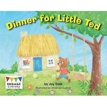 Cena para Ted poco por cena para Ted poco - libro 9781474772228