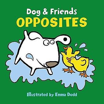 Hund & Freunde - Gegensätze von Emma Dodd - 9781861478436 Buch