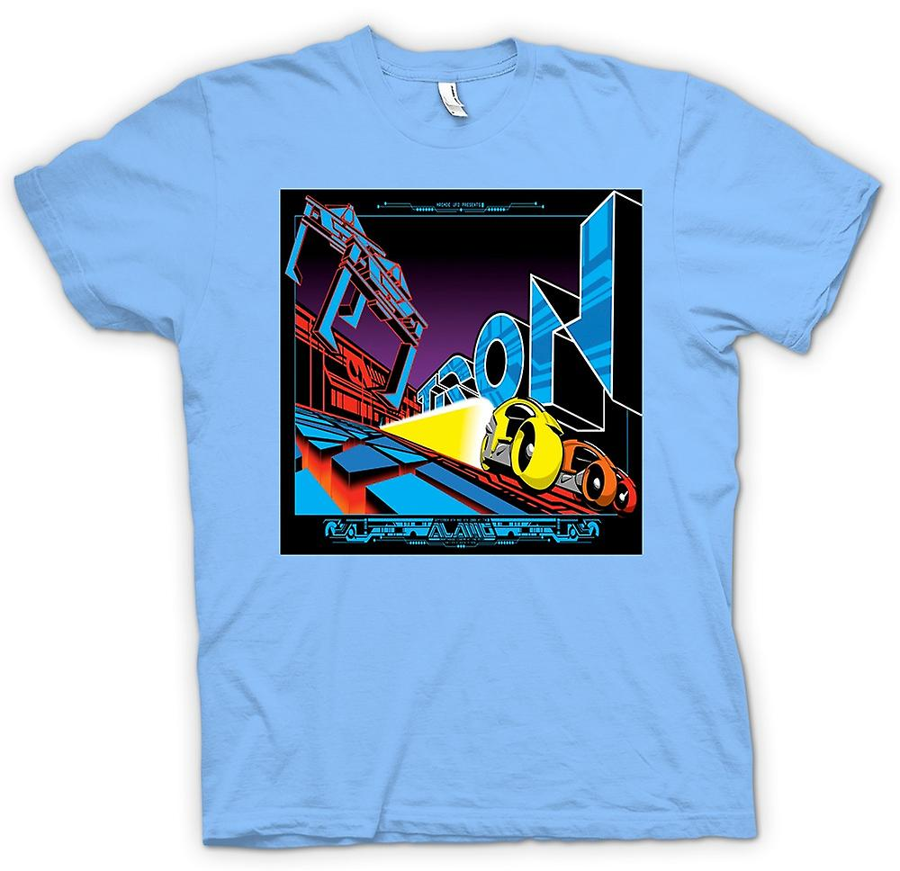 Herr T-shirt-Tron - Pop Art - Cool B film
