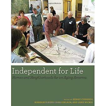 Uafhængige for livet: boliger og boligområder for en aldrende Amerika