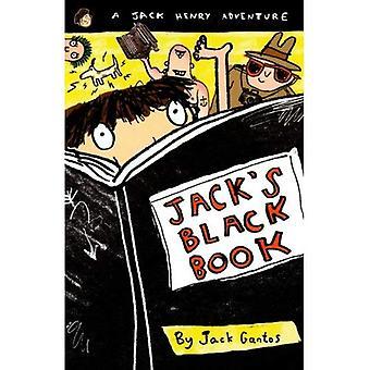 Libro negro de Jack (Jack Henry aventuras (libro en rústica))
