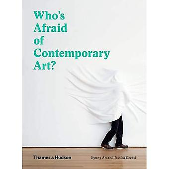 Vem är rädd för samtida konst?