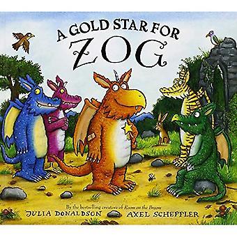 Una estrella de oro de Zog