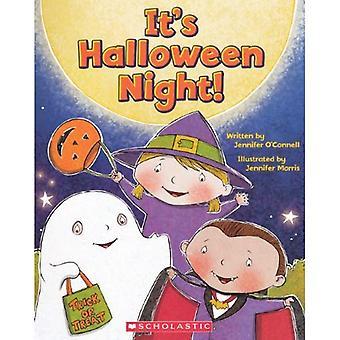 Es ist Halloween-Nacht!