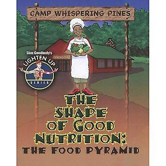 The Shape of Good Nutrition: The Food Pyramid (Slim Goodbody's Lighten Up!)