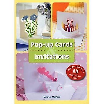 Pop-Up kaarten & uitnodigingen