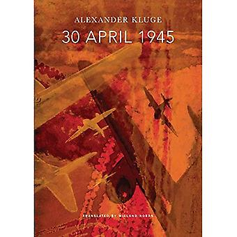 16557: The Day Hitler Shot Himself and Germany's Integration with the West Began (SB-The German List)
