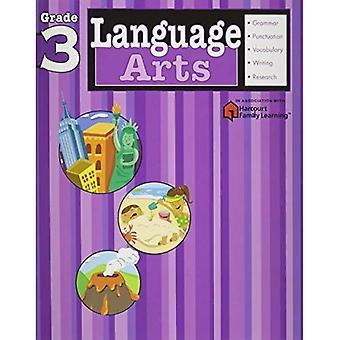 Taal kunsten, Grade 3 (Flash Kids Harcourt familie Learning)