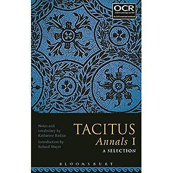 Tacitus Annalen I: eine Auswahl