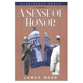 Un sens de l'honneur (Bluejacket livres)