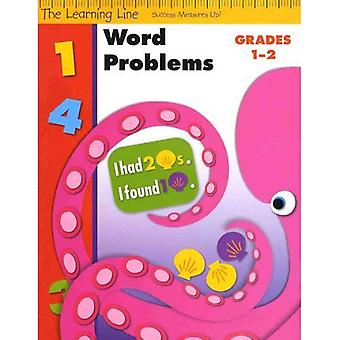 Word Problems, Grades 1-2 (Learning Line)