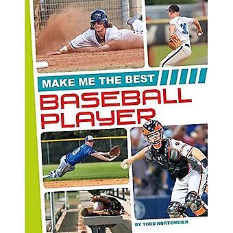 Faites-moi le meilleur joueur de Baseball (faites-moi le meilleur athlète)