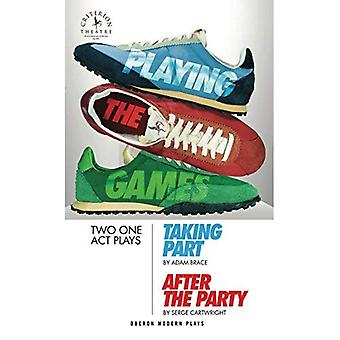 Playing the Games (Oberon Modern Plays)