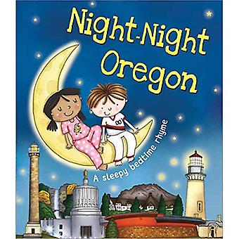 Night-Night Oregon [Board book]