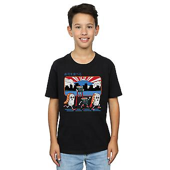 Vincent Trinidad Boys Tokyo Sushi Run T-Shirt