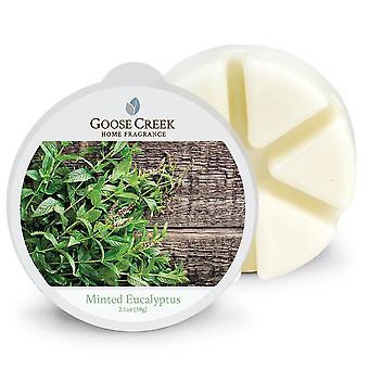 Goose Creek Wax Melts -  Minted Eucalyptus