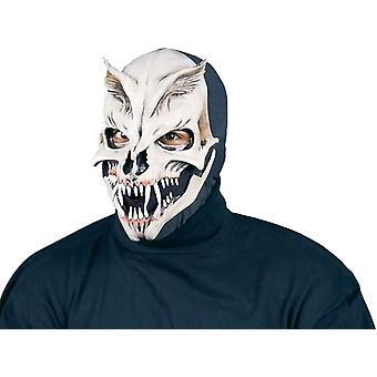 Fatale Fantasy masker voor Halloween