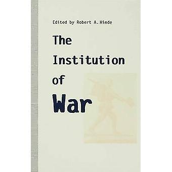 Institution of War by Hinde
