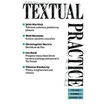 Textual Practice by Terence & Hawkes