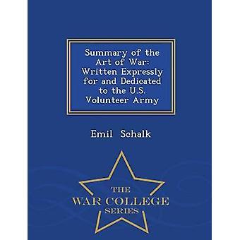 Résumé de l'Art de la guerre écrit expressément pour et dédié à la série télé américaine Volunteer Army War College par Schalk & Emil